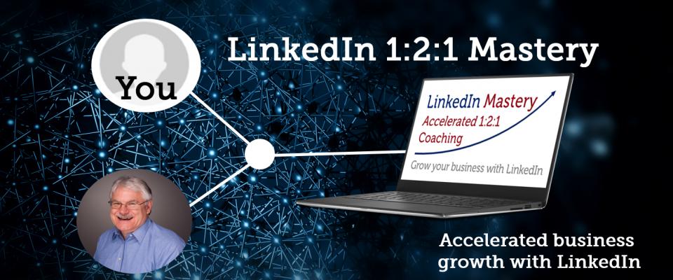 LinkedIn 121 Mastery image