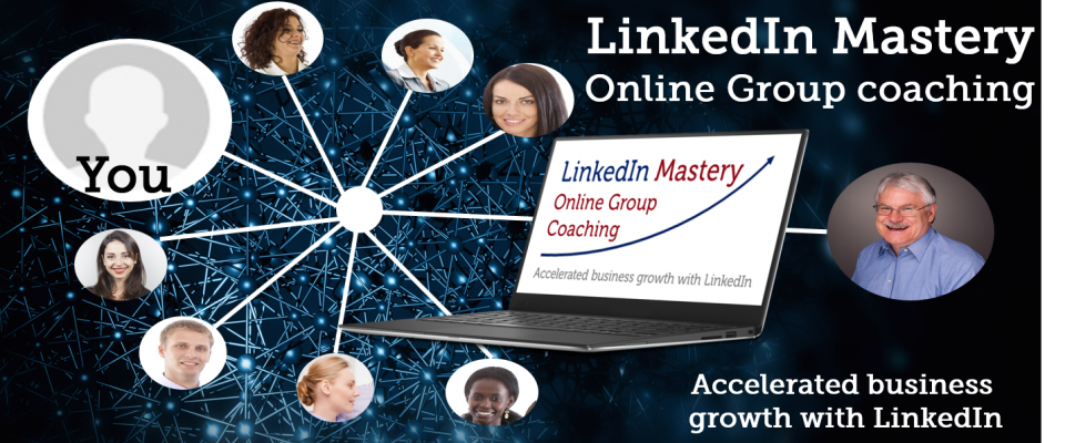 LinkedIn Group Mastery image